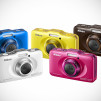 Nikon COOLPIX S31 Waterproof Digital Camera