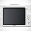 Nikon COOLPIX S31 Waterproof Digital Camera - White - back