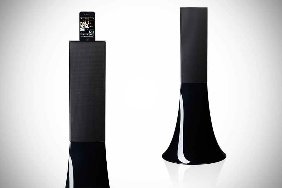 Parrot Zikmu Solo Stereo Tower Speaker with Duo option