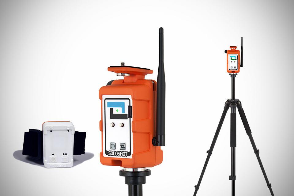 SOLOSHOT Automatic Tracking Camera Mount