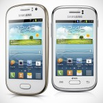 Samsung GALAXY Young & GALAXY Fame Smartphones
