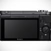 Sony NEX-3N Mirrorless Digital Camera - Black Back