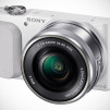 Sony NEX-3N Mirrorless Digital Camera - White