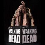The Walking Dead Logo Bookends