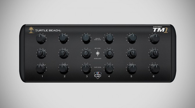 Turtle Beach Ear Force TM1 Tournament Mixer