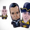US Presidents MIMOBOT USB Flash Drives