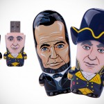US Presidents MIMOBOT USB Flash Drives