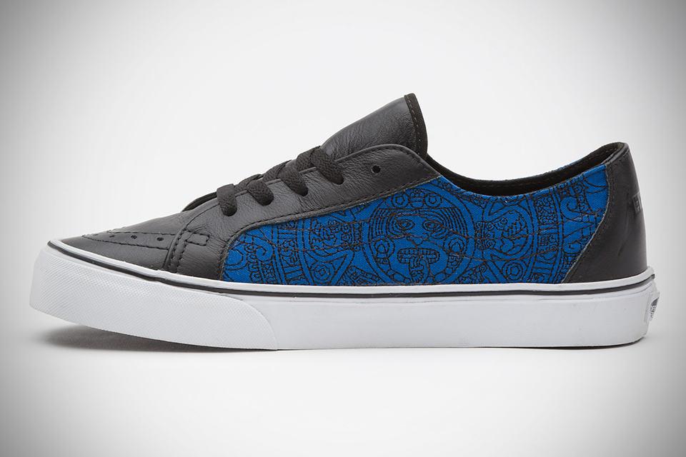 298110db2a Vans x Metallica Signature Shoes - mikeshouts