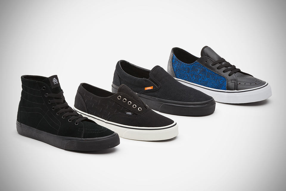 cb85bc1690 Vans x Metallica Signature Shoes - mikeshouts