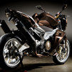 Vilner Aprilia Stingray Motorcycle
