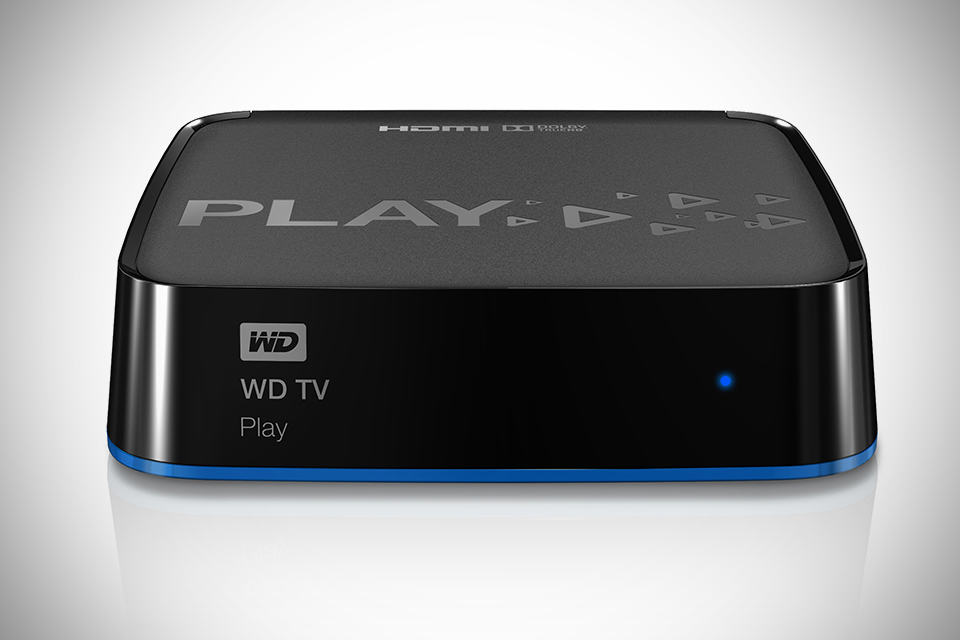 WD TV Play by Western Digital
