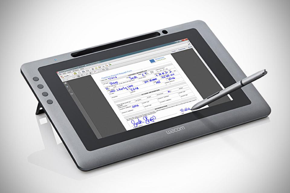 Wacom DTU-1031 Pen Display