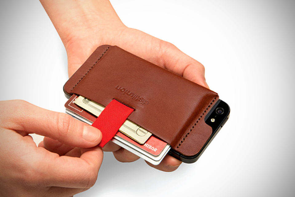 Wally The iPhone Wallet