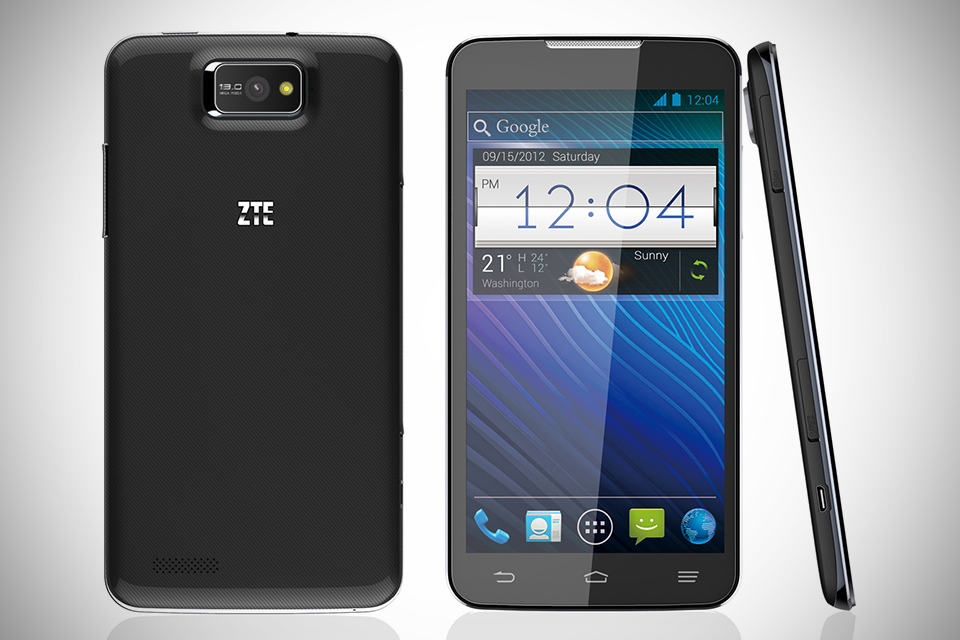 ZTE Grand Memo Android Phone