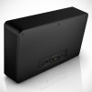 iLoud Portable Studio Monitor - black on black back
