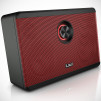 iLoud Portable Studio Monitor - red on black front