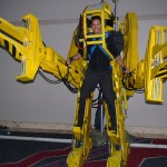 Aliens Caterpillar P-5000 Power Loader Walker Replica