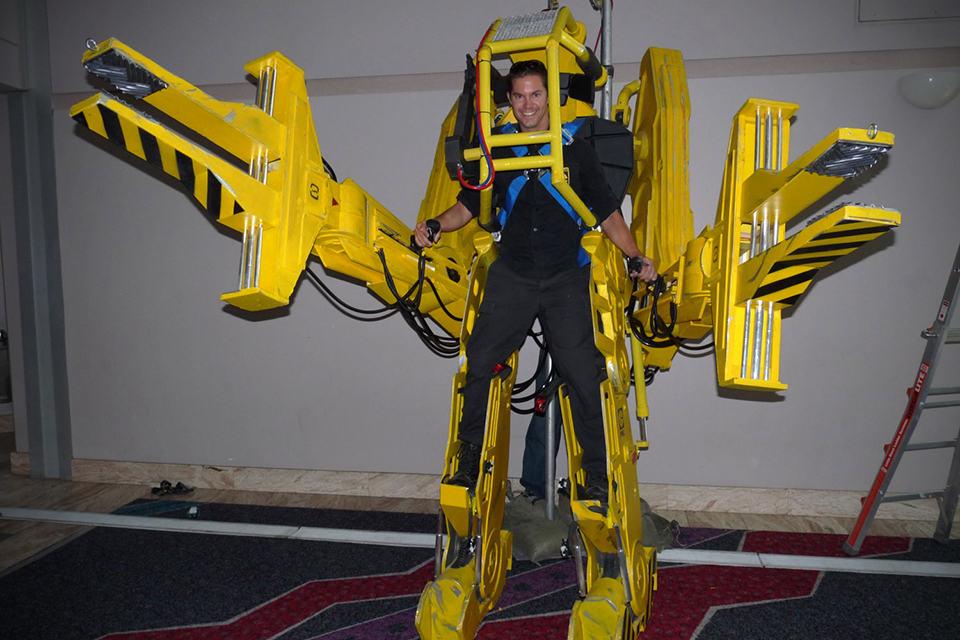 robotic loader aliens