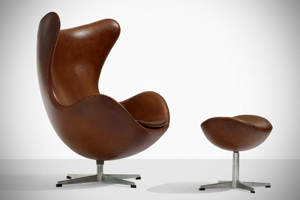 Arne jacobsen egg chair mikeshouts for Dutch design chair uk