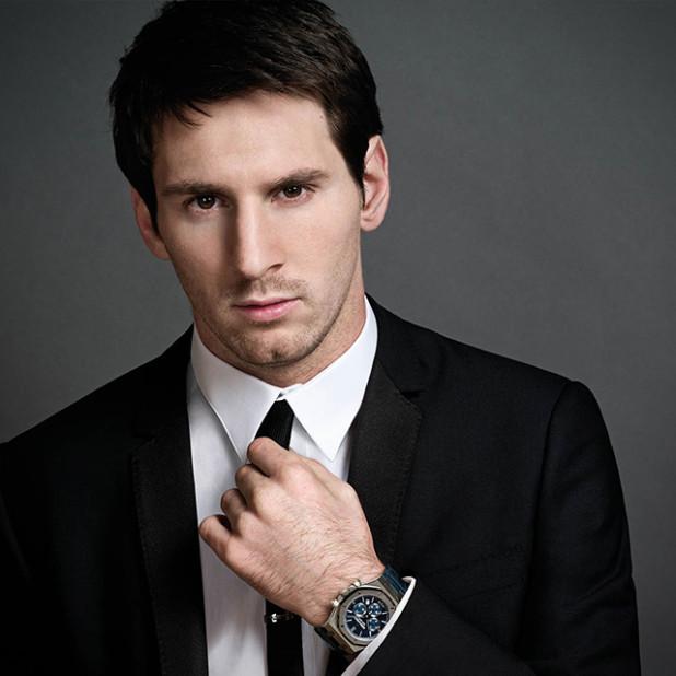 Audemars Piguet Royal Oak Offshore Leo Messi Watch