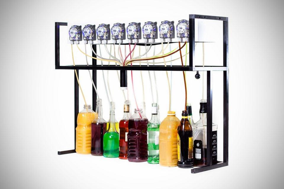 Bartendro Cocktail Dispensing Robot