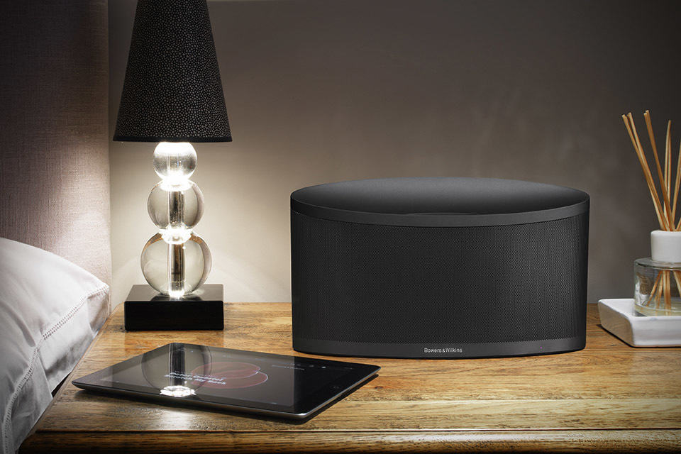 Bowers & Wilkins Z2 AirPlay Speaker System - Black