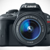Canon EOS Rebel SL1 Digital SLR Camera - Front with Lens