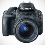 World's Smallest and Lightest DSLR: Canon EOS Rebel SL1