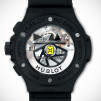 Hublot Big Bang Depeche Mode Luxury Watch - Back