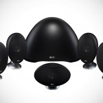 KEF E305 Home Theater Speaker System