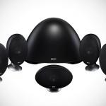 KEF E305 Home Theater Speaker System