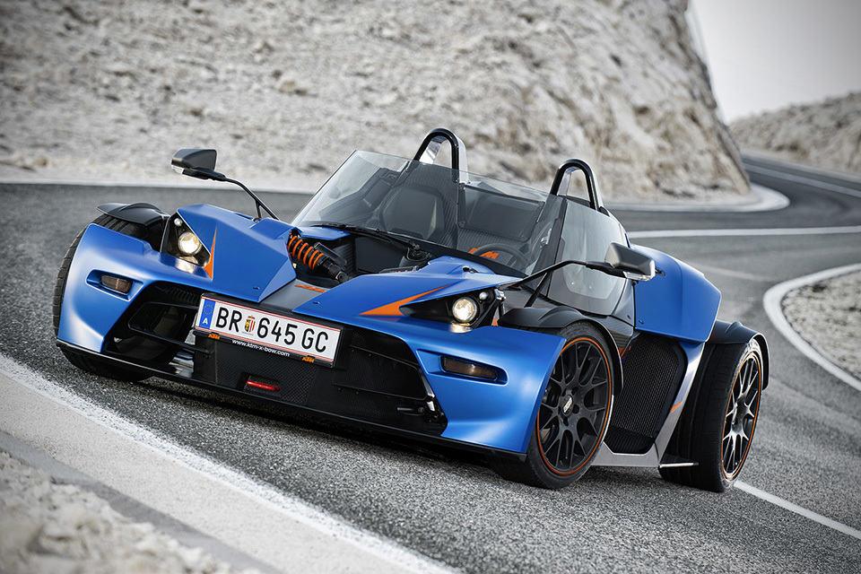 KTM X-Bow GT Roadster