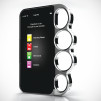 Knucklecase: The Original Patented Knucklecase for iPhone 5