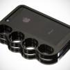 Knucklecase: The Original Patented Knucklecase for iPhone 5 - Ballistic Black