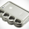 Knucklecase: The Original Patented Knucklecase for iPhone 5 - Moonshine White