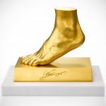 Leo Messi x Ginza Tanaka The Golden Foot