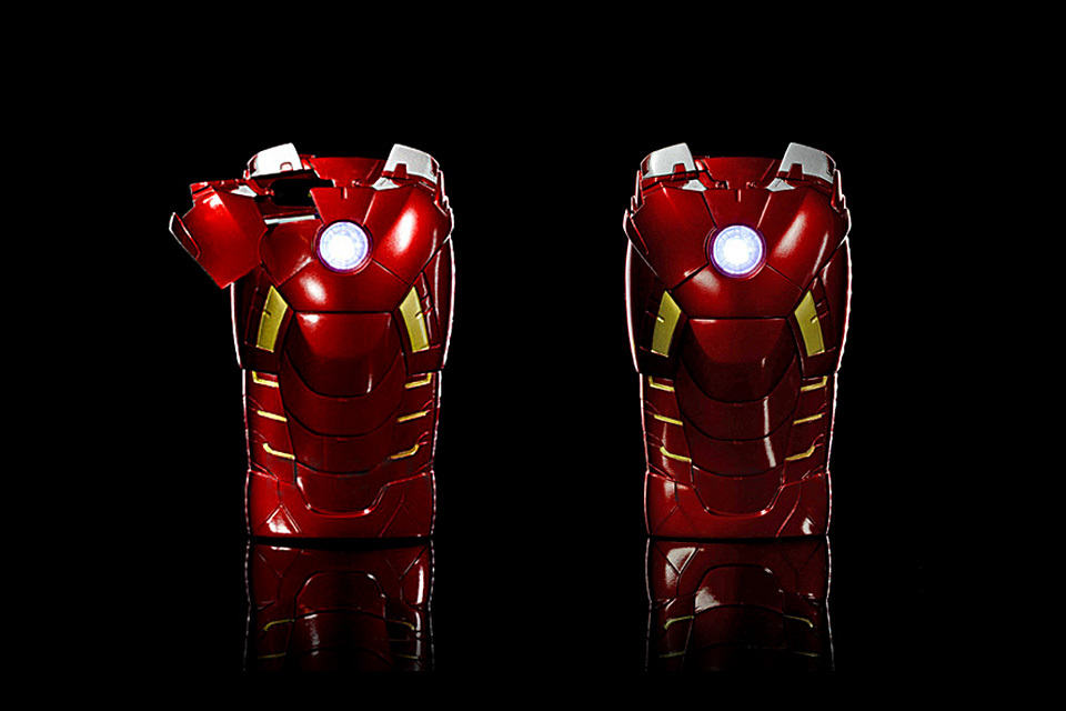 Limited Edition Iron Mark VII iPhone Case