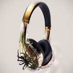 Monster Diamond Tears Sally Sohn Edition Headphone