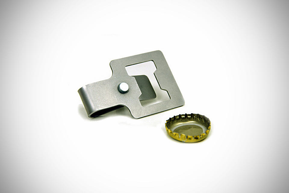 OneKlip Multifunction Bottle Opener