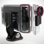 Optrix XD5 Action Video Camera System for iPhone 5