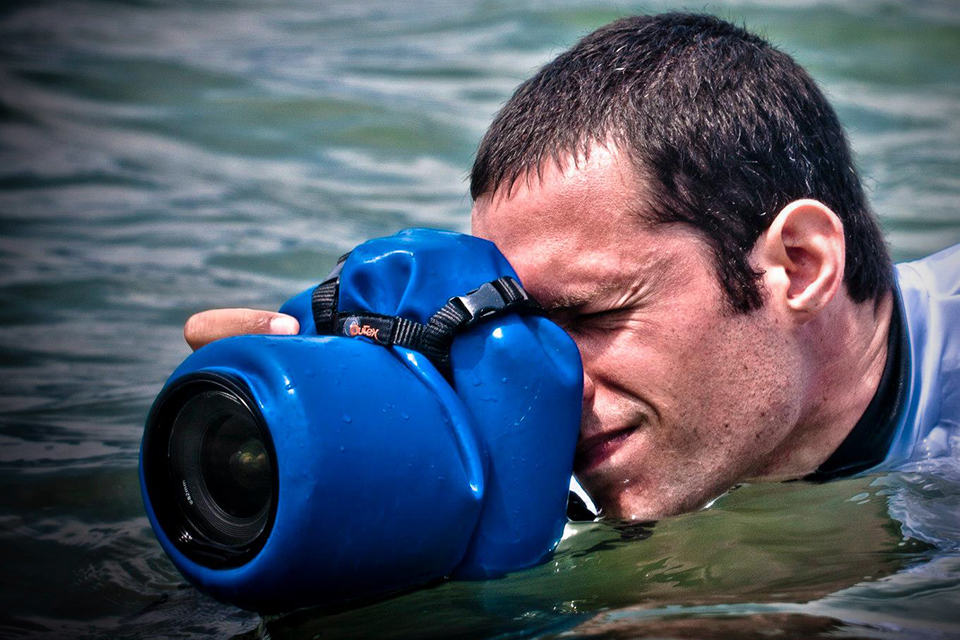 Outex Waterproof Camera Housing