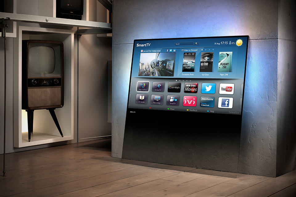 Philips DesignLine LED HDTV