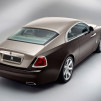 Rolls-Royce Wraith Luxury Sports Coupe
