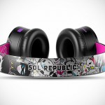SOL REPUBLIC x Tokidoki Tracks HD On-Ear Headphones