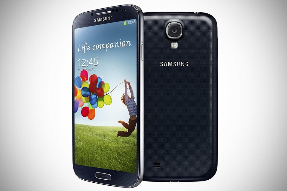 Samsung GALAXY S IV Smartphone