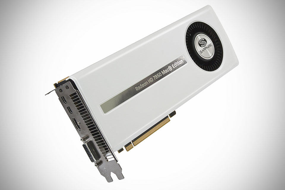 Sapphire HD 7950 Mac Edition Graphics Card