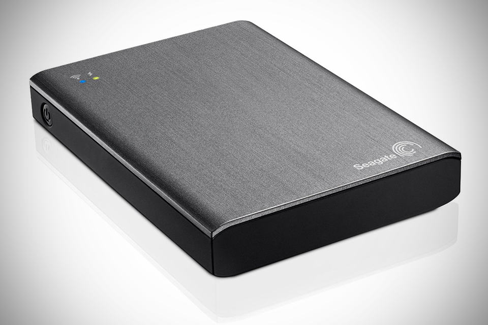 Seagate Wireless Plus Portable Hard Drive