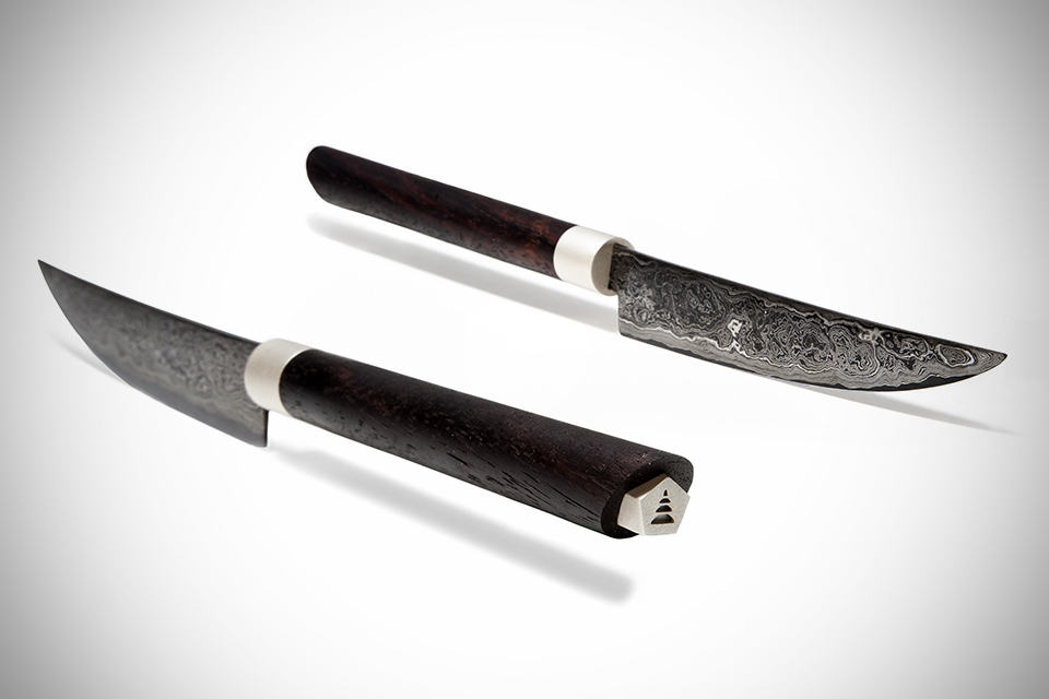 Shastra Series Steak Knives Set by Blades of the Gods