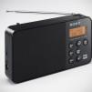 Sony XDR-S40DBP Digital Radio - Black