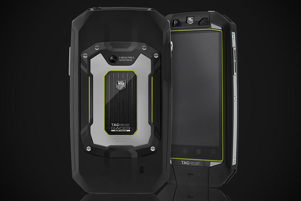 TAG Heuer RACER SUB NANO Limited Edition Smartphone